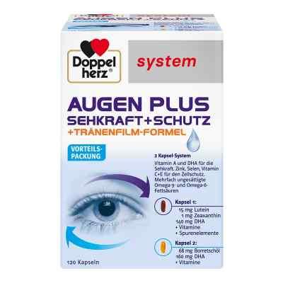 Doppelherz Augen Plus System wzmocnienie+ochrona oczu  zamów na apo-discounter.pl