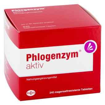 Phlogenzym aktiv  tabletki   zamów na apo-discounter.pl