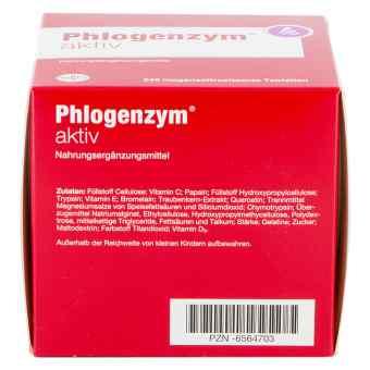 Phlogenzym aktiv  tabletki