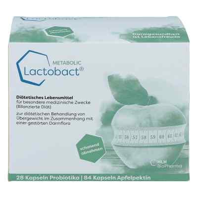 Lactobact Metabolic Kapseln  zamów na apo-discounter.pl