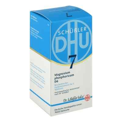 Biochemie DHU 7 Fosforan magnezu D6, tabletki  zamów na apo-discounter.pl