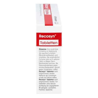 Recosyn Tabletten Filmtabl.