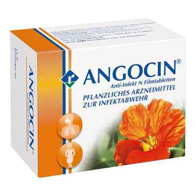 Angocin Anti Infekt N Filmtabl.  zamów na apo-discounter.pl