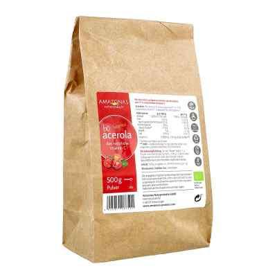 Acerola 100% Bio Pur nat.Vit.C. w proszku  zamów na apo-discounter.pl