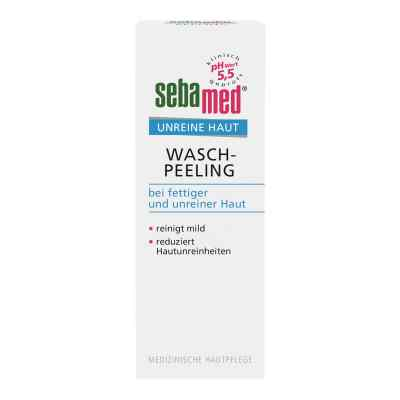 Sebamed Unreine Haut Wasch-peeling  zamów na apo-discounter.pl