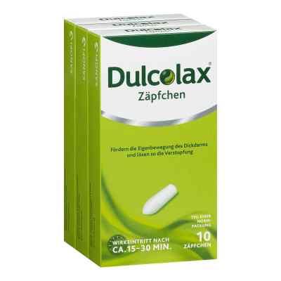 Dulcolax Suppos.