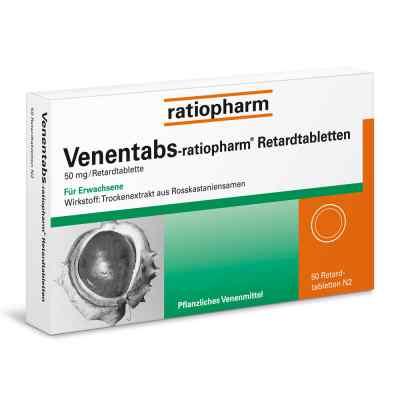 Venentabs ratiopharm Retardtabl.  zamów na apo-discounter.pl