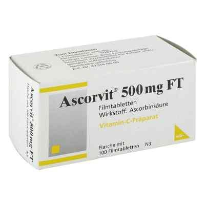 Ascorvit 500 mg Ft Filmtabl.