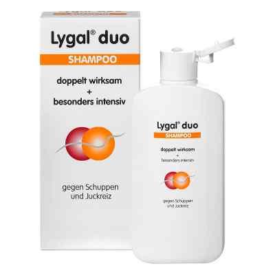 Lygal duo szampon  zamów na apo-discounter.pl