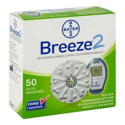 Breeze 2 Sensorenscheibe Teststreifen  zamów na apo-discounter.pl