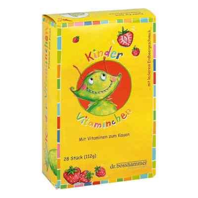 Kinder Vitaminchen cukierki witaminowe dla dzieci  zamów na apo-discounter.pl