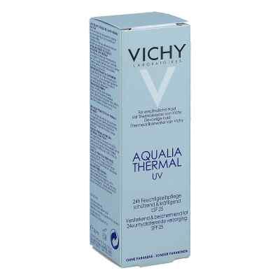 VICHY Aqualia Thermal UV - ochronny krem nawilżający  zamów na apo-discounter.pl