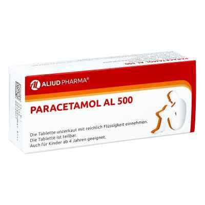 Paracetamol Al 500 Tabl.  zamów na apo-discounter.pl