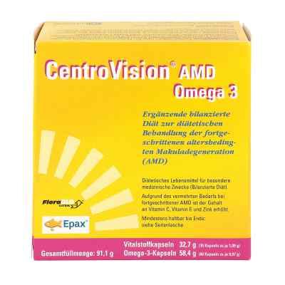 Centrovision Amd Omega 3 kapsułki  zamów na apo-discounter.pl