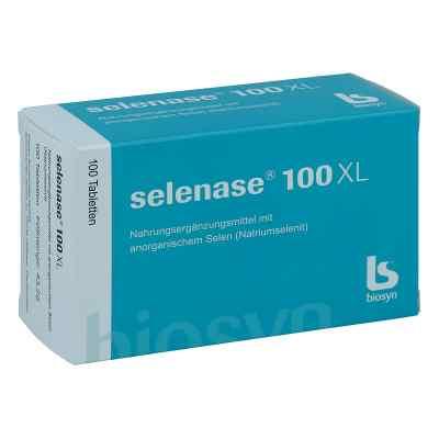 Selenase 100 XL tabletki  zamów na apo-discounter.pl