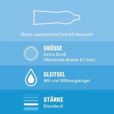 Durex Gefühlsecht extra gross Kondome  zamów na apo-discounter.pl