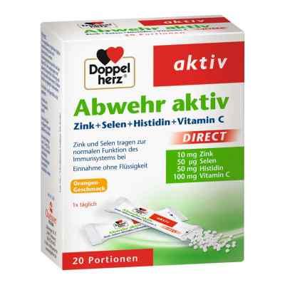 Doppelherz Aktiv cynk+selen+histydyna  zamów na apo-discounter.pl