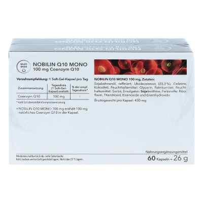 Nobilin Q 10 Mono 100 mg Kapseln  zamów na apo-discounter.pl