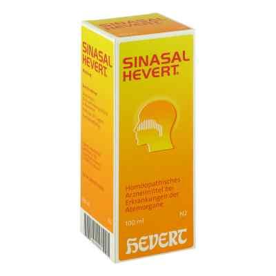 Sinasal Hevert Tropfen  zamów na apo-discounter.pl