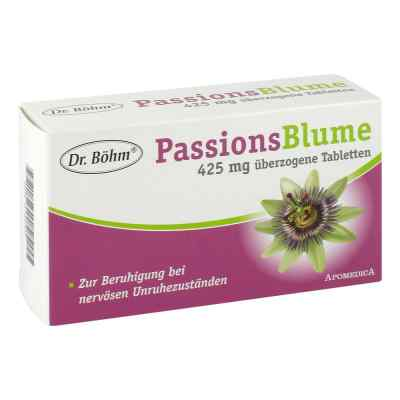 Boehm Passionsblume 425 mg ueberzogene Tabletten  zamów na apo-discounter.pl