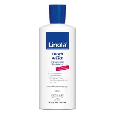 Linola balsam do mycia i pod prysznic  zamów na apo-discounter.pl