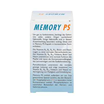 Memory Ps Kapseln Grandel