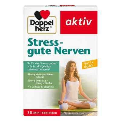 Doppelherz antystres - tabletki  zamów na apo-discounter.pl