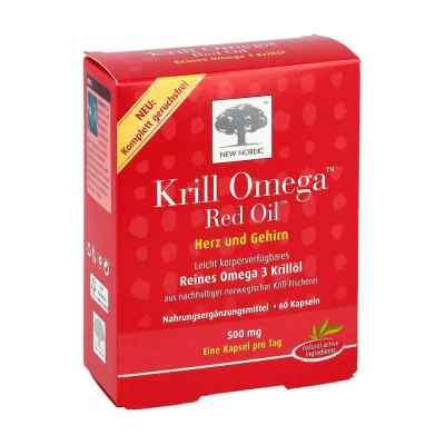 Krill Omega kapsułki z olejem z kryla  zamów na apo-discounter.pl