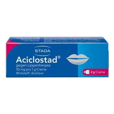 Aciclostad Creme gg.Lippenherpes  zamów na apo-discounter.pl