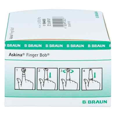 Askina Finger Bob weiss  zamów na apo-discounter.pl