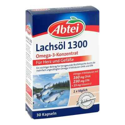 Abtei Lachsoel 1300 omega 3 kapsułki