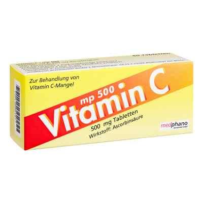 Vitamin C Mp 500 Tabl.