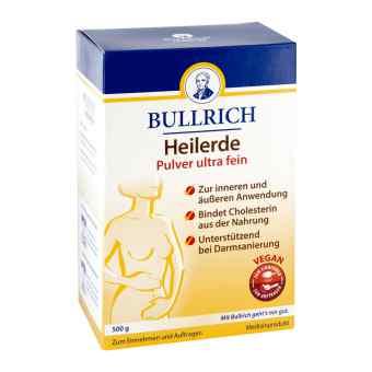 Bullrichs Heilerde Pulv.z.einnehmen u.Auftragen  zamów na apo-discounter.pl