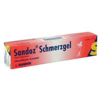 Sandoz Schmerzgel  zamów na apo-discounter.pl