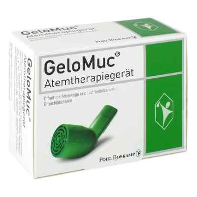 Gelomuc urządzenie do terapii oddechowej  zamów na apo-discounter.pl