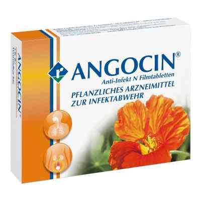 Angocin Anti-Infekt N przeciw infekcją, tabletki  zamów na apo-discounter.pl
