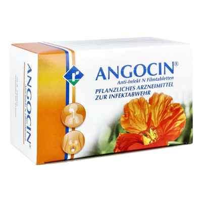 Angocin Anti Infekt N Tabletki powlekane  zamów na apo-discounter.pl