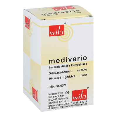 Medivario Binde 5mx10cm natur  zamów na apo-discounter.pl