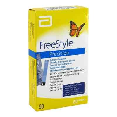 Freestyle Precision Testy paskowe do mierzenia poziomu cukru we   zamów na apo-discounter.pl