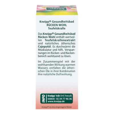 Kneipp płyn do kąpieli przynoszący ulgę dla pleców  zamów na apo-discounter.pl