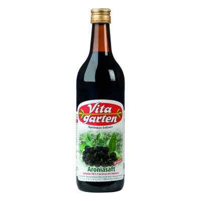 Vitagarten sok z aronii  zamów na apo-discounter.pl