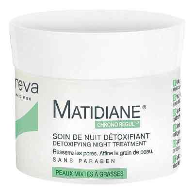 Matidiane Nachtpflege Creme  zamów na apo-discounter.pl