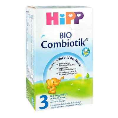 Hipp 3 Bio Combiotik 2033  zamów na apo-discounter.pl