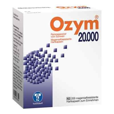 Ozym 20 000 Hartkapseln