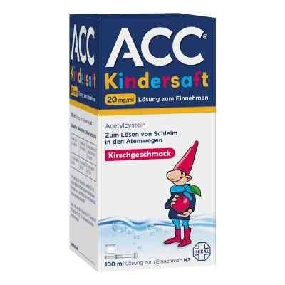 Acc syrop dla dzieci  zamów na apo-discounter.pl