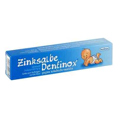 Dentinox maść cynkowa  zamów na apo-discounter.pl