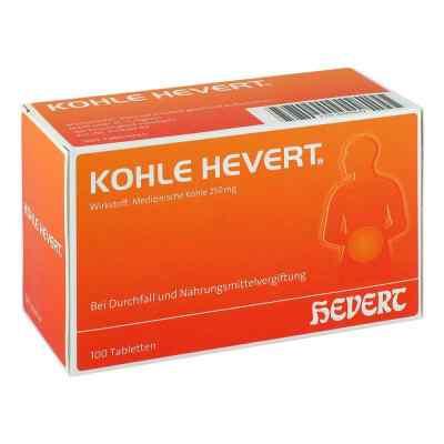 Kohle Hevert tabletki z węglem  zamów na apo-discounter.pl