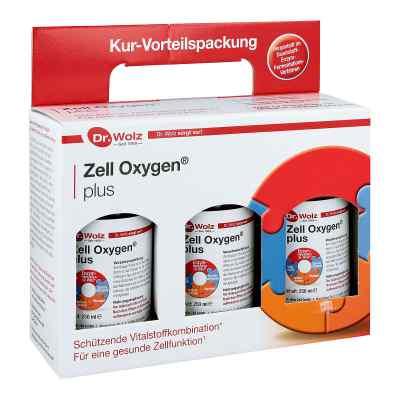 Zell Oxygen plus Kur roztwór  zamów na apo-discounter.pl