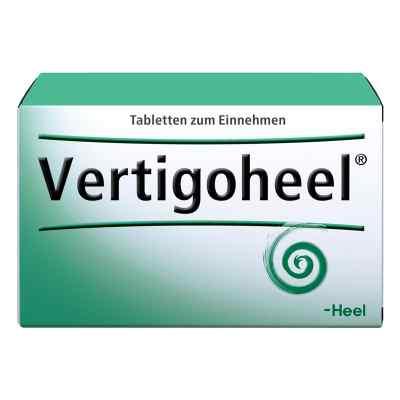 Heel Vertigoheel tabletki  zamów na apo-discounter.pl