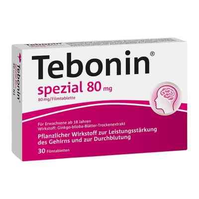 Tebonin spezial 80 mg Filmtabl.